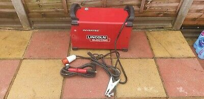 Welder Lincoln Electric Arc Invertec 400 SX Full Working  Good Condition • 650£