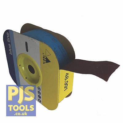 Sia Abrasives 50mm Wide X 25m Engineers Aluminium Oxide Roll Emery Cloth Tape • 30.50£