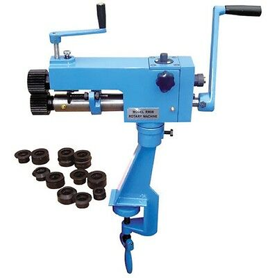 19 BENCH SWAGER ROTARY METAL TOOL JENNY BEAD ROLLER Outil Werkzeug • 177.99£