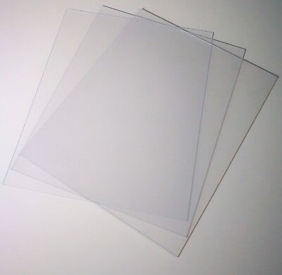Perspex, 8 X 10 Inch 1.2mm, Acrylic, 254 X 203 Photo Frame, Glass Replacement • 0.99£