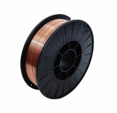 Mig Welding Wire A18 5KG  0.8mm,  Mild Steel FREE DELIVERY • 17.95£