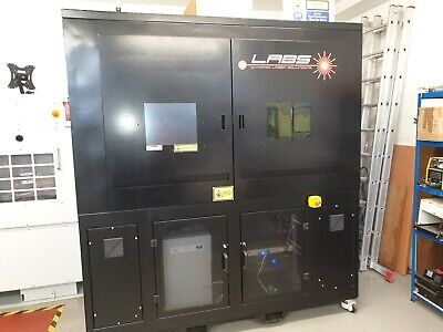 Laser System Optical Workbench Micro Drilling / Welding / Cutting / Texturing... • 45,000£