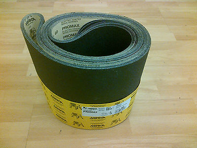 2800mm X 280mm Mirka Promax Abrasive / Sanding Belts Grade 60 Pack Of 10 • 45.50£
