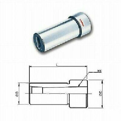 Slotted Spring Pin 32 MM Cylindrical For Morse Taper MK2 • 42.36£