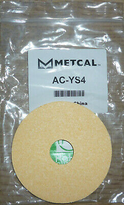 Metcal / OKI  Round Soldering Stand Sponge For PS Workstands • 4.50£