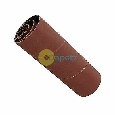 2x 5PK Aluminium Oxide Sanding Sleeves Oscillating 5Pc 80G With Cloth Backing • 16.24£