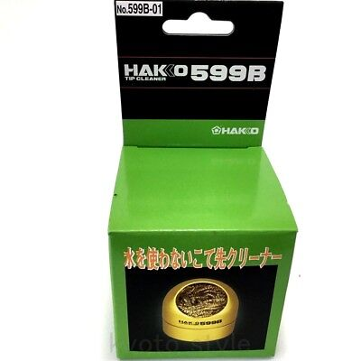 Hakko Soldering Tip Cleaner Wire Type No.599B-01 JAPAN • 10.88£