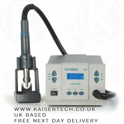 Quick 861DW 1000W Hot Air Rework Station *Genuine* - Free Next Day Delivery 🚚 • 250£