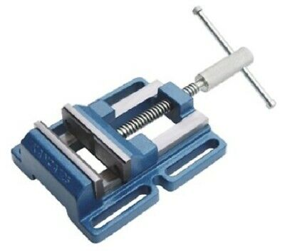 RS Pro DRILL PRESS VICE 125x125x32.5mm Hardened & Ground Jaws, Screw Mounting • 312.84£