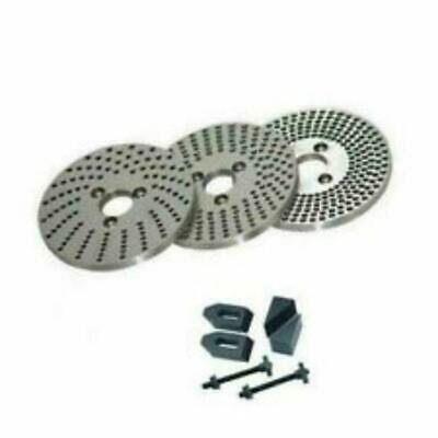 Indexing Plates With Clamping Kit M8 For Rotary Table HV4 And HV6 Regular Models • 45.99£