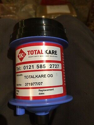Automatic Lubrication Total Care • 18£