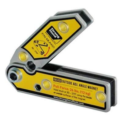 Strong Hand Tools, Adjustable Magnet 30-270° For Welding, Fabrication MLA450 • 17.55£