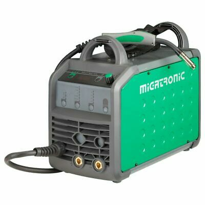 MIGATRONIC Rallymig 161i Multi Process Welder For MIG/MAG, TIG And MMA  • 980£