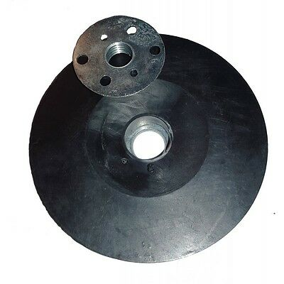 Rubber Sanding Disc Backing Pad .100mm  .(Made In Germany) • 9.38£