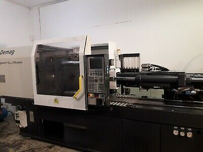Demag Plastic Injection Moulding Machine  • 9,850£