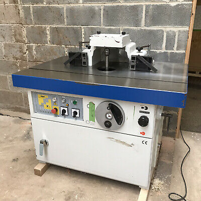 Axminster Industrial Series SS-512ML Spindle Moulder 3ph • 1,950£
