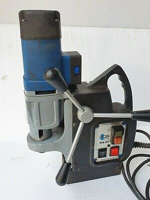 BDS MAB 485 Magnetic Drilling & Tapping Machine 40mm, 2 Speed Variable 230V • 1,159£
