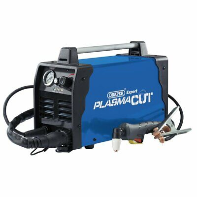 Draper  230V 25A Plasma Cutter Kit 8mm Cutting Capacity Face Mask Include • 275£