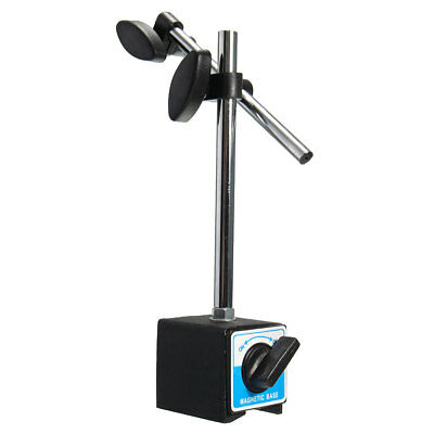 Magnetic Base Holder With Double Adjustable Pole For Dial Indicator Test   • 26.43£