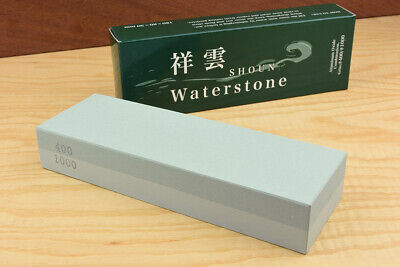 Shoun Japanese Combination Waterstone 400/1000 Grit • 29.90£