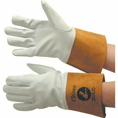 ULTIMA GAUNTLETS WELDERS Gloves TIG ULTIMA GOLD 12  • 9.99£