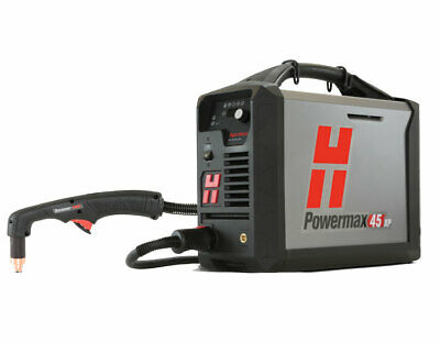 Hypertherm 088130 Powermax 45XP Plasma Cutter With 6.1m Hand Torch 230V • 2,295£