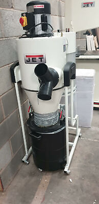 Jet Cyclone Dust Collector Woodworking Dust Extractor • 1,100£