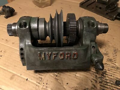 Myford Ml7 Lathe Headstock Complete Unit • 85£