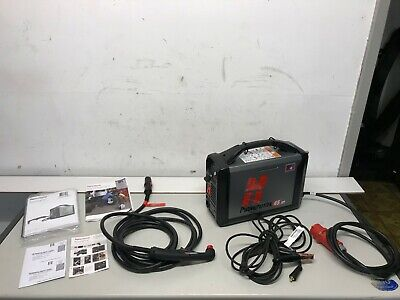 Hypertherm 088130 Powermax 45 XP Plasma Cutter With 6.1m Hand Torch 230V • 2,150£