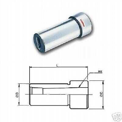 Slotted Spring Pin 25 MM Cylindrical For Morse Taper MK1 • 33.27£
