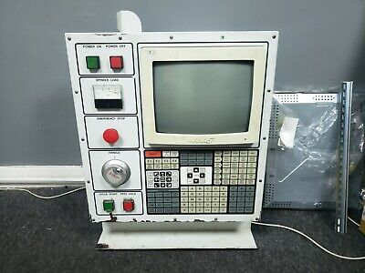 HAAS VF Series Control Monitor Unit CNC Milling Machine Keyboard Panel Complete • 599.99£