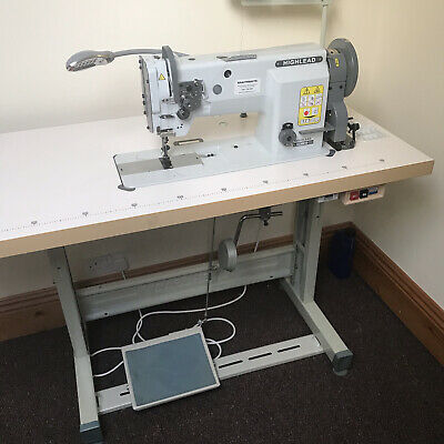 Highlead GC20618-1 Heavy Duty / Leather Industrial Walking Foot Sewing Machine  • 800£