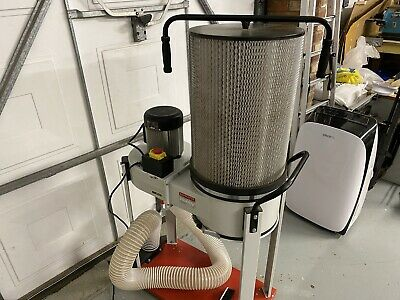 Axminster Hobby Series Chip Extractor • 50£