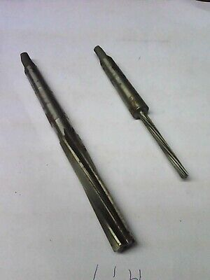 To Clear Two Used Reamers Suit Model Maker Engineer One 5.mm   -   one 13.mm   • 3£