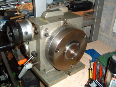 Mecatecnica 8  Rotary Table • 250£