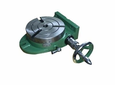 Rdgtools 6  / 150mm Slim Line Green Rotary Table Milling Machines • 139.50£
