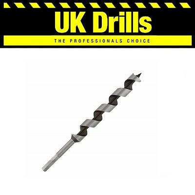 Auger Bits | Wood Drills | Top Quality | All Sizes • 35.64£