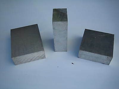 Aluminium Plate Flat 10mm - 65mm Thickness Various Sizes Available Grade 6082T6 • 179.30£