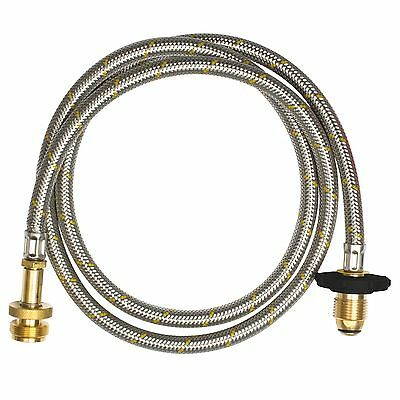 Tradeflame TORCH EXTENSION HOSE KIT Suit All CGA600 To POL Connections*AUS Brand • 55.17£