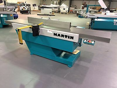 NEW Martin T54 Surface Planer / Jointer Prices From £12500 + VAT • 15,000£