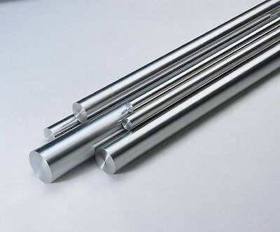 304 Grade Stainless Steel Round Bar Rods All Sizes 6mm 8mm 10mm 12mm 16mm 20mm • 5.19£