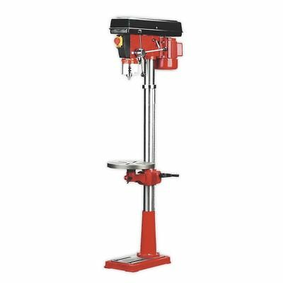 Pillar Drill Floor 16-Speed 1580mm Height 550W/230V - Sealey - GDM160F • 416.99£