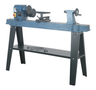 Wood Lathe 10-Speed 1100mm Centres - Sealey - SM1100 • 614.99£