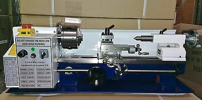 Mini Lathe - Brand New 7x14 Machine With DRO & 4  Chuck • 510£
