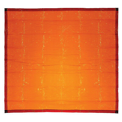 Bossweld WELDING CURTAIN Fire Retardant ORANGE- 1.8x2.7m, 1.8x3.4m Or 1.8x4.1m • 121.93£