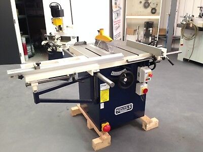 NEW Sedgwick TA315 Table Saw Bench 1ph 240v £2795 + VAT • 3,354£