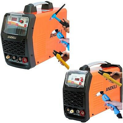 Plasma Cutter/tig/mma 3 In 1, Plasma Cutter/mma 2 In 1 Dc Inverter Welder +kits • 488.99£