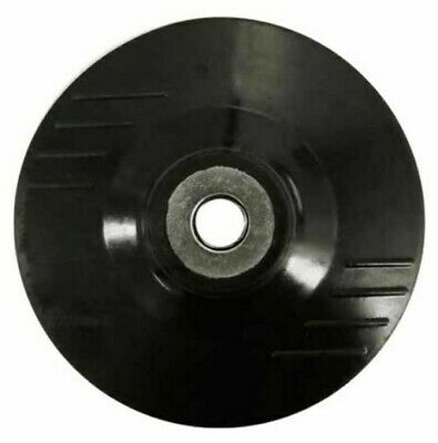 Josco BRUMBY RUBBER BACKING PAD Quick-Change Multi-Thread- 125mm Or 180mm • 51.35£