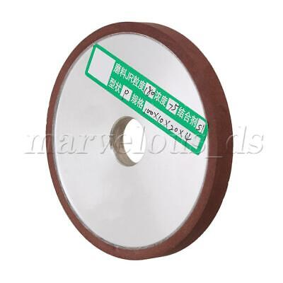 180# Parallel Sand Articles Parts Resin Diamond Grinding Wheel 100x10x20MM • 17.54£