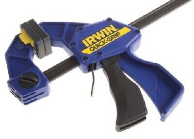 Record QUICK CHANGE BAR CLAMP Swivel Jaw With Lock- 455x80mm Or 605x80mm • 90.98£